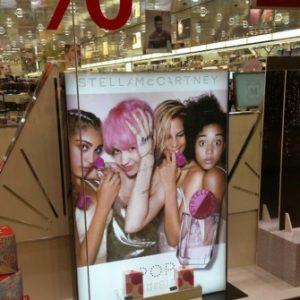 Svijetleći reklamni disply